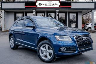 Used 2017 Audi Q5 2.0T Komfort for sale in Ancaster, ON