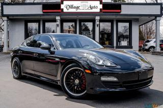 Used 2010 Porsche Panamera 4 Door HB S for sale in Ancaster, ON