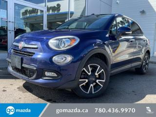 Used 2016 Fiat 500 X Sport for sale in Edmonton, AB