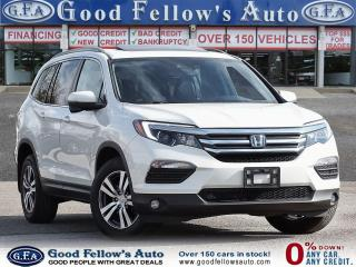 Used 2017 Honda Pilot EX-L MODEL, AWD, W/NAVI, LEATHER SEATS, SUNROOF for sale in Toronto, ON