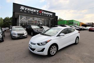 Used 2016 Hyundai Elantra GL for sale in Markham, ON