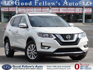 Used 2017 Nissan Rogue SV MODEL, AWD, NAVIGATION, 360° CAMERA, PAN ROOF for sale in Toronto, ON