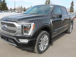 New 2021 Ford F-150 Limited | 4x4 | Interior Work Surface | POWERBOOST | Heated/Cooled Leather for sale in Edmonton, AB