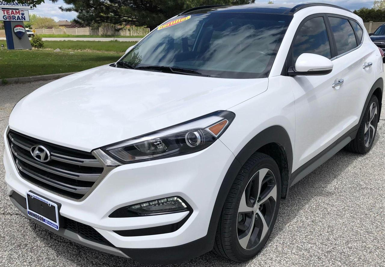 2017 Hyundai Tucson Ultimate
