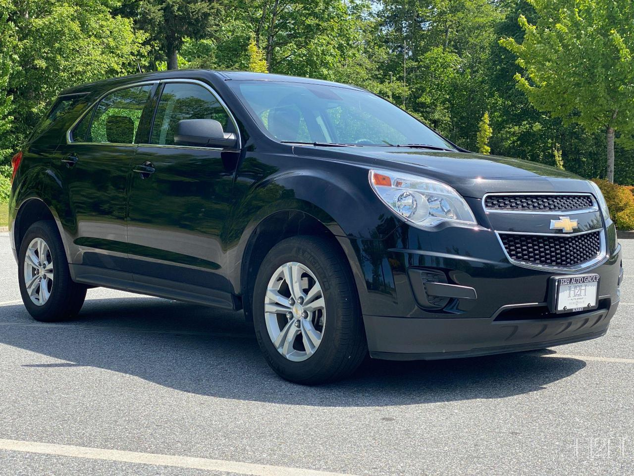 2015 Chevrolet Equinox LS Photo8