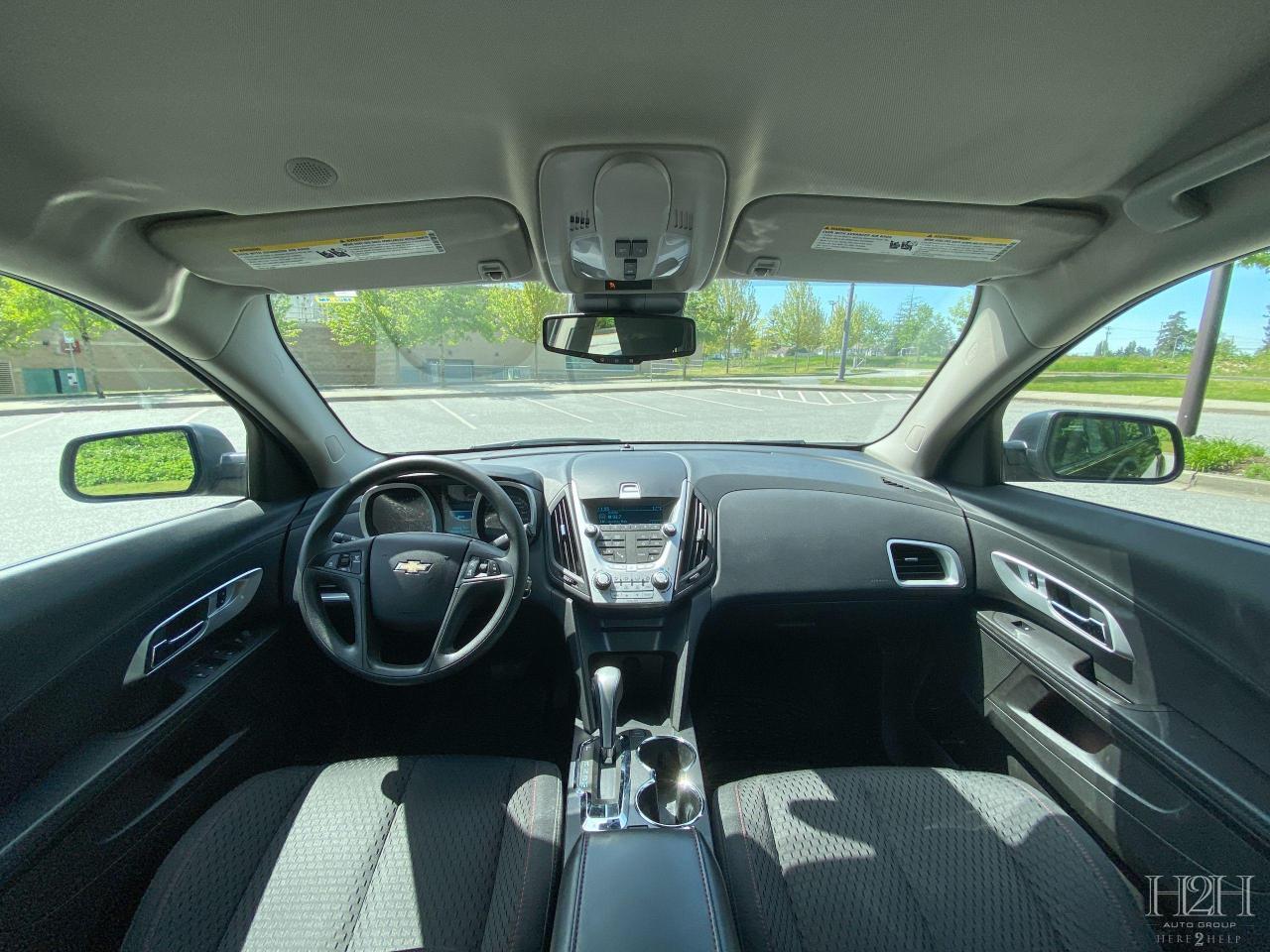 2015 Chevrolet Equinox LS Photo12