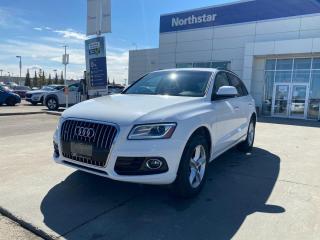 Used 2017 Audi Q5 KOMFORT/AWD/LEATHER/SUNROOF/BACKUPCAM for sale in Edmonton, AB