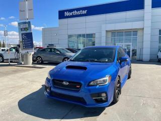 Used 2017 Subaru WRX STI SPORT/LEATHER/SUNROOF/BACKUPCAM/SPOILER/2SETS for sale in Edmonton, AB