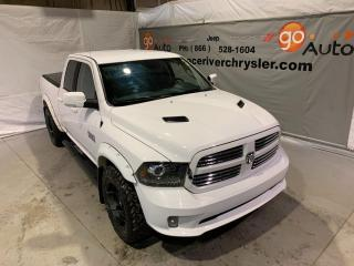 Used 2016 RAM 1500 SPORT for sale in Peace River, AB