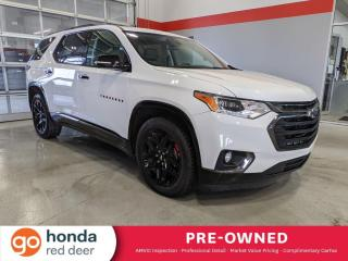 Used 2019 Chevrolet Traverse Premier for sale in Red Deer, AB