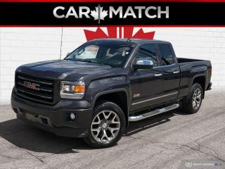 Used 2014 GMC Sierra 1500 SLE / ALL TERRAIN / 4X4 / LEATHER / for sale in Cambridge, ON