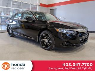 New 2021 Honda Accord Sedan Touring for sale in Red Deer, AB