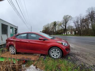 Used 2014 Hyundai Elantra GL for sale in Stouffville, ON