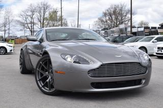 Used 2007 Aston Martin Vantage 6 Speed Manual - No Accidents - Navigation for sale in Oakville, ON