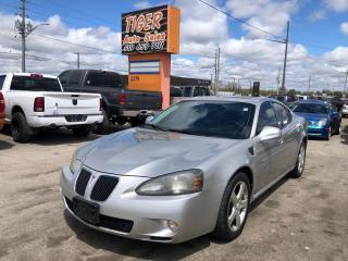 Used 2008 Pontiac Grand Prix GXP*5.3L V8 ENGINE*RARE*GREAT CONDITION*AS IS for sale in London, ON