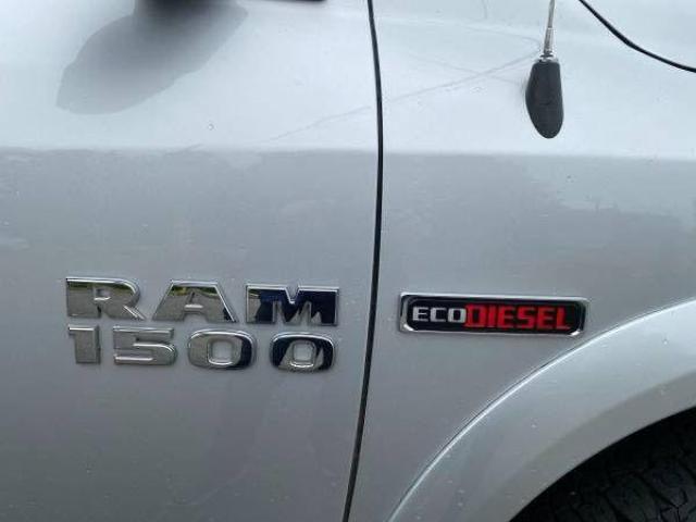 2018 RAM 1500 OUTDOORSMAN ECO DIESEL