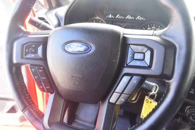 2018 Ford F-150 SUPERCREW