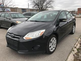 Used 2013 Ford Focus SE,BLUE TOOTH,SAFETY+3YEARS WARRANTY INCLUDED for sale in Toronto, ON