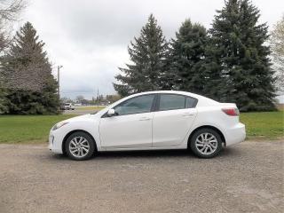 Used 2012 Mazda MAZDA3 GX SEDAN for sale in Thornton, ON