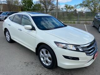 Used 2010 Honda Accord Crosstour EX-L CROSSTOUR ** AWD ** for sale in St Catharines, ON