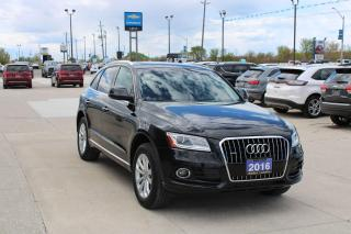Used 2016 Audi Q5 2.0T Progressiv for sale in Tilbury, ON