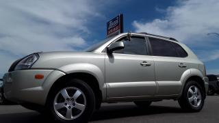 Used 2008 Hyundai Tucson GLS for sale in Brandon, MB