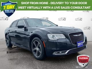Used 2017 Chrysler 300 Touring Auto Leather/Navi/Roof for sale in St Thomas, ON