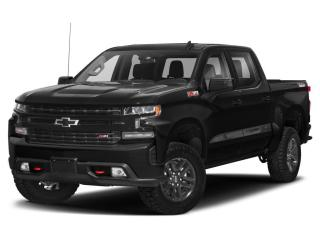 New 2021 Chevrolet Silverado 1500 LT Trail Boss for sale in London, ON