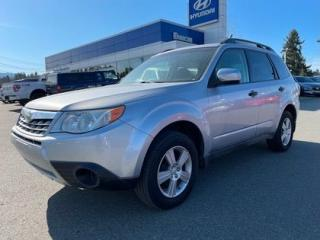 Used 2012 Subaru Forester for sale in Duncan, BC