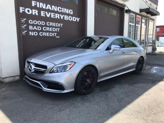 Used 2015 Mercedes-Benz CLS-Class CLS 63 AMG S-Model for sale in Abbotsford, BC
