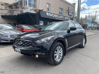 Used 2011 Infiniti FX35 AWD 4dr for sale in Scarborough, ON