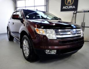 Used 2009 Ford Edge SEL MODEL,AWD,WELL MAINTAIN for sale in North York, ON