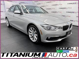 Used 2017 BMW 3 Series xDrive+GPS+Camera & Sensors+LED Lights+Heated Whee for sale in London, ON