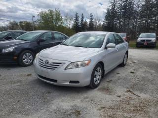 Used 2009 Toyota Camry LE CERTIFIED for sale in Stouffville, ON