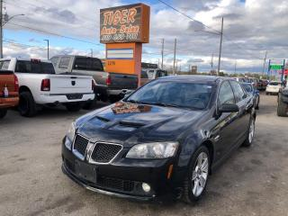 Used 2009 Pontiac G8 GT**ONLY 129KMS**LS 6L V8**RARE**CERTIFIED for sale in London, ON