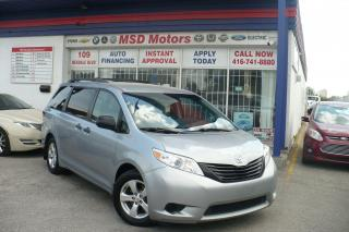 Used 2015 Toyota Sienna ALLOYS/BACK UP CAMERA for sale in Toronto, ON