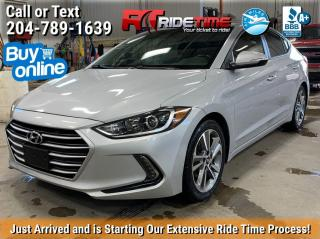 Used 2017 Hyundai Elantra GLS for sale in Winnipeg, MB