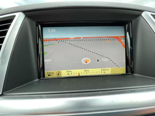 2012 Mercedes-Benz M-Class ML 350 BlueTEC  Navigation /Panoramic Sunroof /Leather Photo14