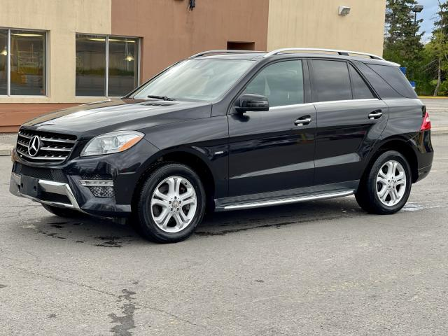 2012 Mercedes-Benz M-Class ML 350 BlueTEC  Navigation /Panoramic Sunroof /Leather Photo2