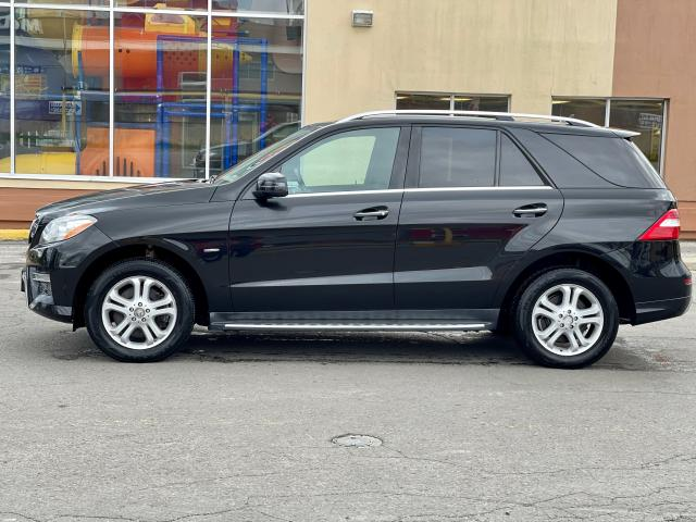 2012 Mercedes-Benz M-Class ML 350 BlueTEC  Navigation /Panoramic Sunroof /Leather Photo3
