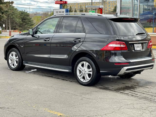 2012 Mercedes-Benz M-Class ML 350 BlueTEC  Navigation /Panoramic Sunroof /Leather Photo4