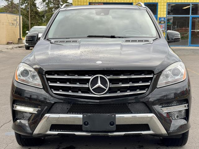 2012 Mercedes-Benz M-Class ML 350 BlueTEC  Navigation /Panoramic Sunroof /Leather Photo8