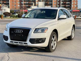 Used 2012 Audi Q5 3.2L Premium  Plus Navigation /Panoramic Sunroof for sale in North York, ON