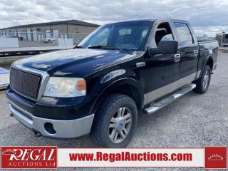 Used 2006 Ford F-150 Lariat SuperCrew 4WD 5.4L for sale in Calgary, AB