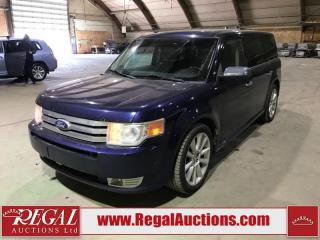 Used 2011 Ford FLEX  4D UTILITY AWD for sale in Calgary, AB