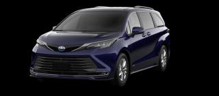 New 2021 Toyota Sienna LIMITED AWD 7-PASS for sale in Pickering, ON