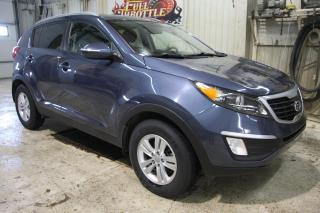 Used 2012 Kia Sportage LX for sale in Saskatoon, SK