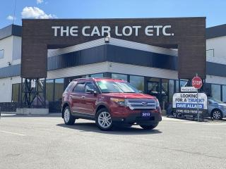 Used 2013 Ford Explorer XLT 4X4 for sale in Sudbury, ON