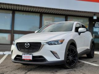 Used 2016 Mazda CX-3 GS LEATHER | SUNROOF | BACKUP CAMERA | HEATED SEATS for sale in Waterloo, ON