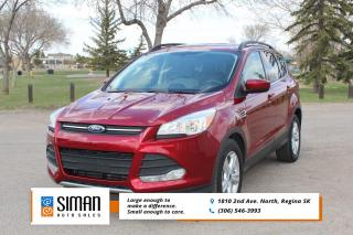 Used 2015 Ford Escape SE EXCELLENT VALUE for sale in Regina, SK